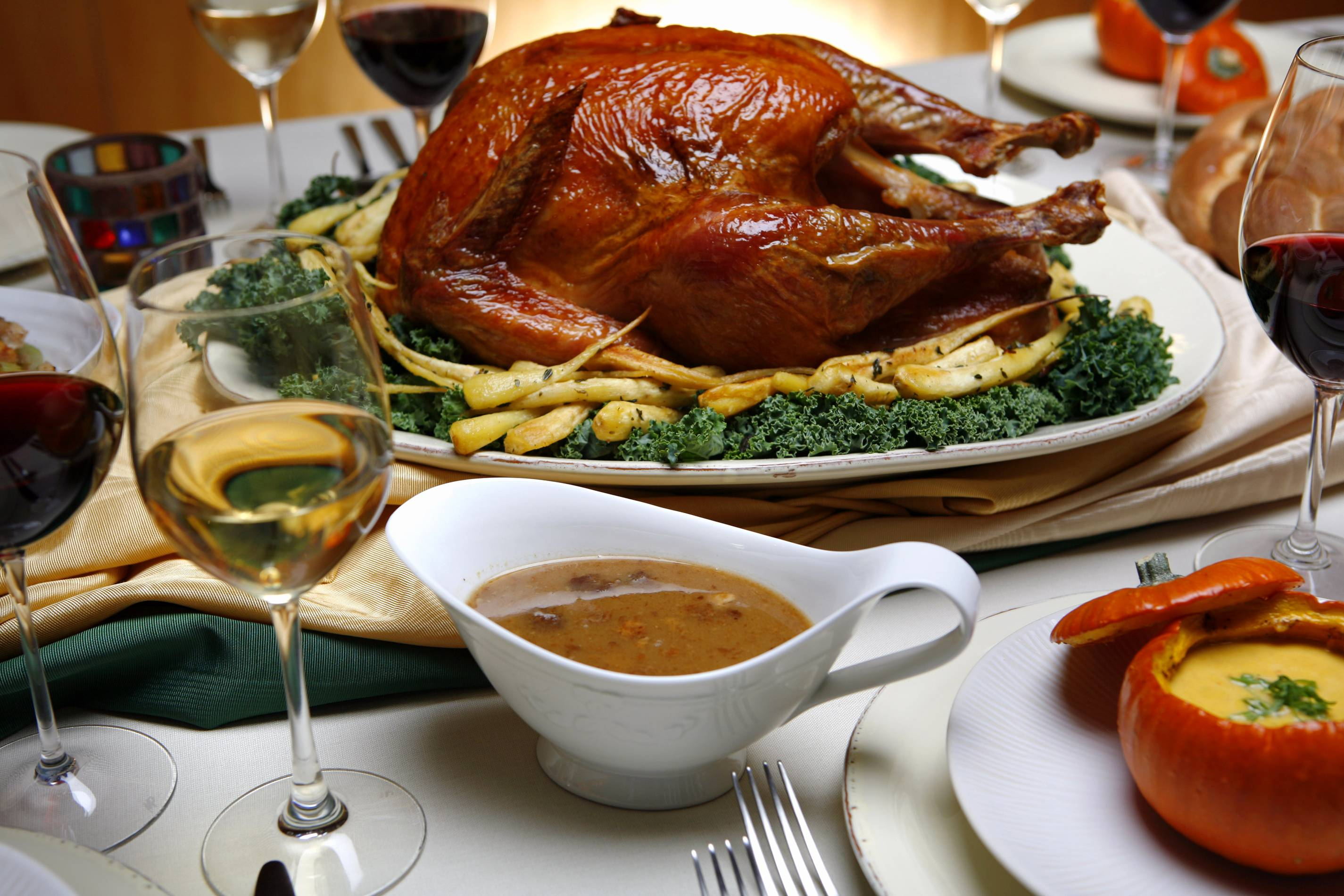 San Diego Restaurants for Thanksgiving Dinner To Go